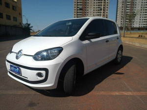 VOLKSWAGEN UP 1.0 TAKE Branco 2015