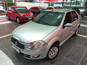 Fiat Siena 1.4 ELX 8V Prata 2008