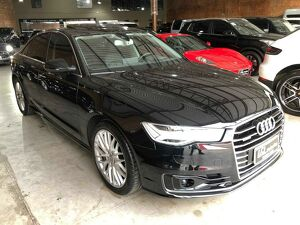 Audi A6 3.0 Quattro Ambition V6 Preto 2015