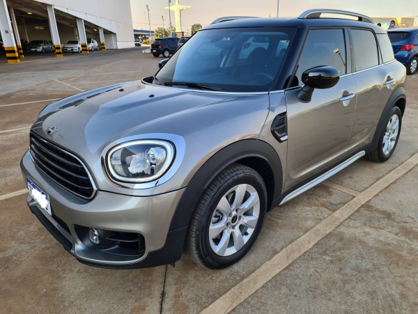 MINI COUNTRYMAN 2.0 TWINPOWER TURBO COOPER S Cinza 2020