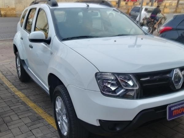 RENAULT DUSTER 1.6 EXPRESSION Branco 2019
