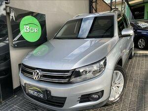 Volkswagen Tiguan 2.0 TSI Prata 2015
