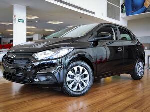 Chevrolet Joy 1.0 Black Preto 2021