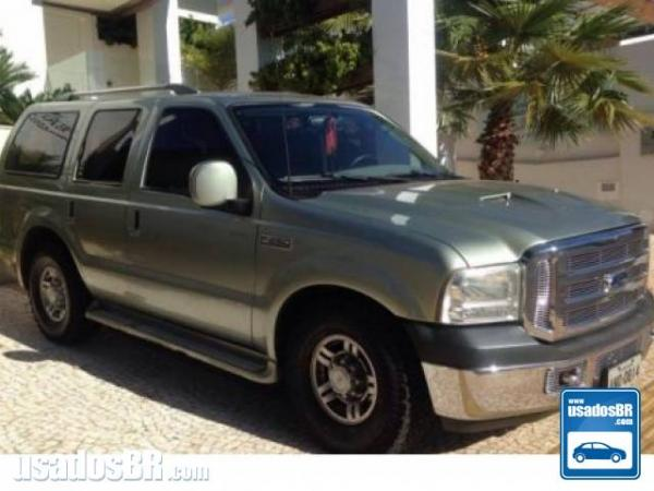 FORD F-250 4.2 TROPICAL Cinza 2007