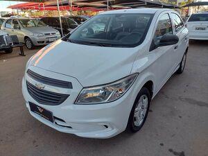 Chevrolet Onix 1.0 LS 8V Branco 2015