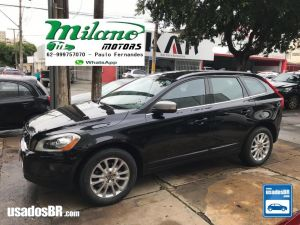 VOLVO XC60 3.0 T6 TOP AWD TURBO Preto 2009