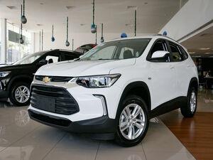 Chevrolet Tracker 1.0 LT Turbo Branco 2022