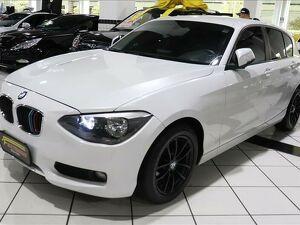 BMW 118i 1.6 Sport GP Branco 2013