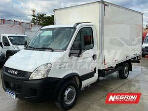 Iveco Daily 35S14 Chassi Branco 2018