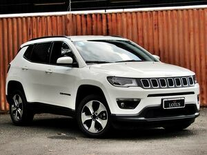 Jeep Compass 2.0 Longitude Branco 2018