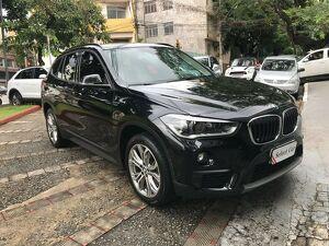 BMW X1 2.0 S20I Activeflex Preto 2019