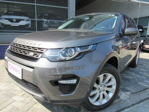Land Rover Discovery Sport 2.0 SE SI4 Cinza 2018