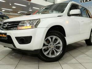 Suzuki Grand Vitara 2.0 16V Branco 2013