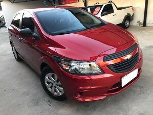 Chevrolet Onix 1.0 Joy 8V Vermelho 2019