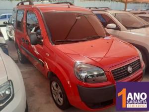 FIAT DOBLÒ 1.8 ESSENCE 16V Vermelho 2019