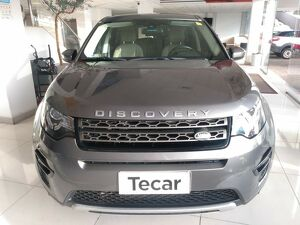 Land Rover Discovery 3.0 HSE Luxury  SI6 Supercharger V6 Cinza 2016