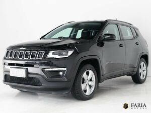 Jeep Compass 2.0 Sport Preto 2017