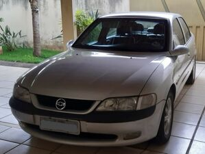 CHEVROLET VECTRA 2.2 CD 16V Prata 1999