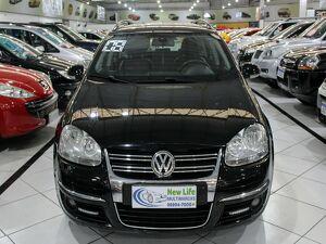 Volkswagen Jetta 2.5 Preto 2008