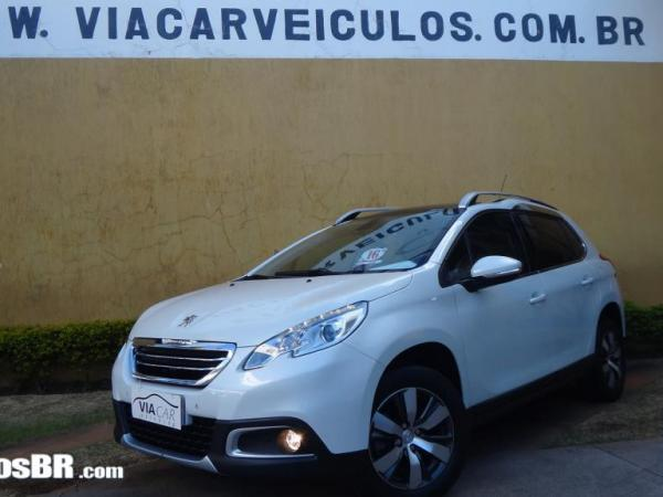 Foto do veiculo PEUGEOT 2008 1.6 GRIFFE Branco 2016