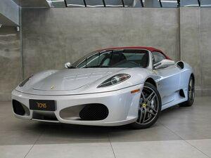 Ferrari F430 4.3 Spider V8 Prata 2006