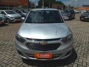 Chevrolet Cobalt 1.8 LTZ 8V Prata 2019