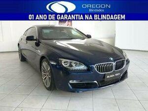 BMW 640i 3.0 Gran Azul 2014