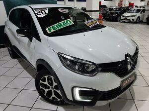 Renault Captur 2.0 Intense Branco 2020