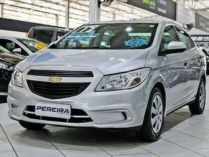 Chevrolet Prisma 1.0 JOY 8V Prata 2017