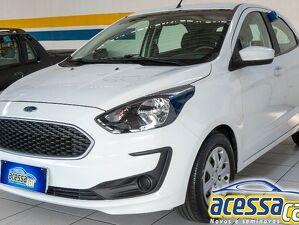 Ford KA 1.5 SE 16V Branco 2019
