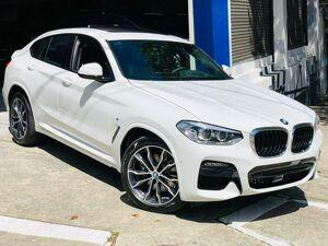 BMW X4 2.0 Xdrive30I M Sport Branco 2021