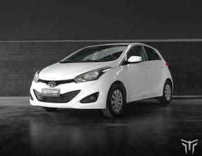 Hyundai HB20 1.6 Comfort Branco 2013