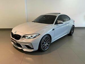 BMW M2 3.0 I6 Competition Coupé M DCT Prata 2020