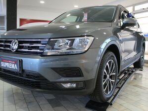 Volkswagen Tiguan 1.4 250 TSI Allspace Cinza 2020