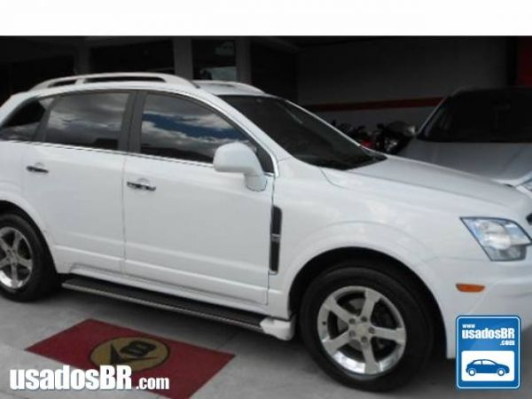 CHEVROLET CAPTIVA 3.0 AWD V6 24V Branco 2011