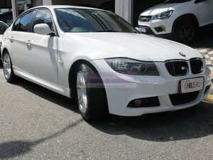 BMW 318i 2.0 16V Branco 2012