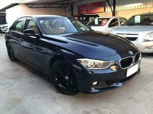BMW 320i 2.0 16V ACTIVE Azul 2015
