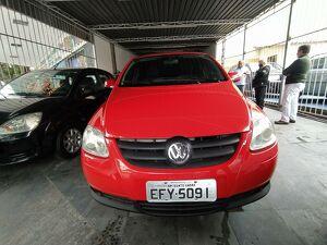 Volkswagen Fox 1.6 Plus Vermelho 2009
