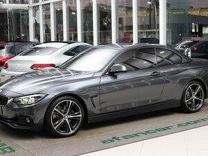 BMW 430i 2.0 Cabrio Sport Cinza 2018