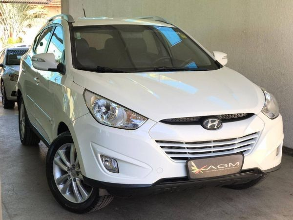 HYUNDAI IX35 2.0 GLS Branco 2016