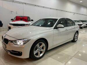 BMW 320i 2.0 16V ACTIVE Branco 2015