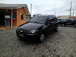 Chevrolet Celta 1.0 8V Preto 2013