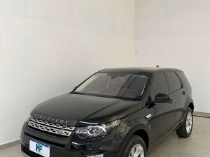 Land Rover Discovery Sport 2.0 D240 Biturbo HSE Preto 2019