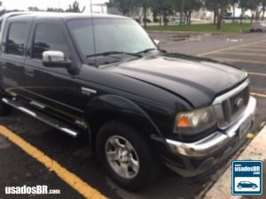 FORD RANGER 3.0 LIMITED Preto 2009