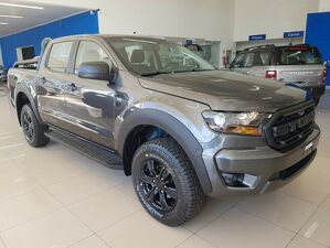 Ford Ranger 3.2 Storm Cinza 2022