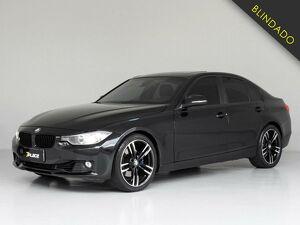 BMW 328i 2.0 16V Preto 2013