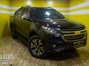 CHEVROLET S10 2.8 LTZ 16V TURBO Preto 2019