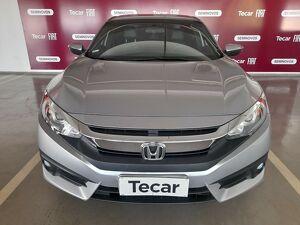 Honda Civic 2.0 EXL Cinza 2017
