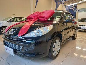 Peugeot 207 1.4 XR Preto 2013