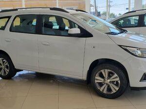 Chevrolet Spin 1.8 Premier Branco 2021